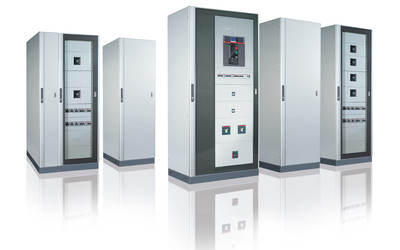 ABB System pro E power main distribution switchboard solution
