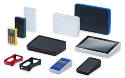 BOPLA BoPad electronics enclosures