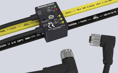 Pepperl+Fuchs AS-Interface G10 Ultra-Compact Module