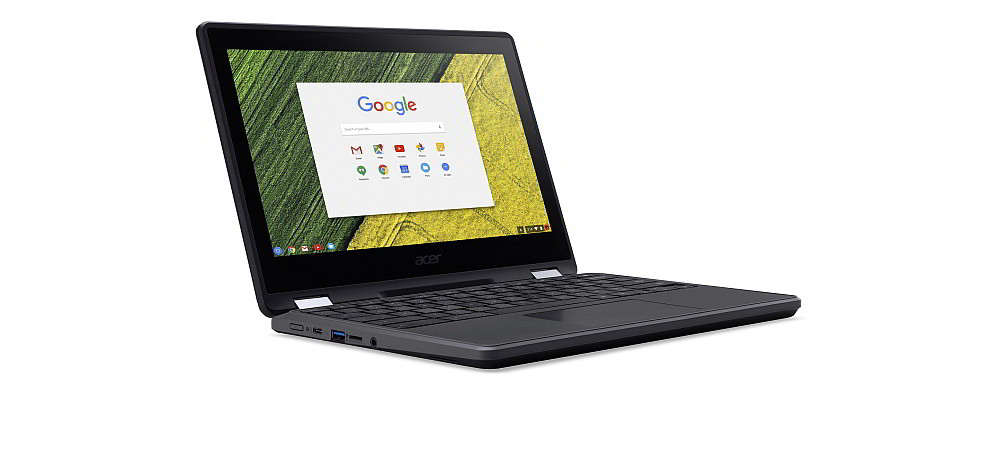 ACT taps Acer for student Chromebook project
