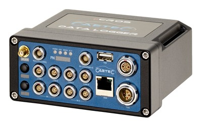 Ipetronik µCROS XL compact CAN and FlexRay data logger