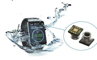 STMicroelectronics LPS33HW water-resistant pressure sensor