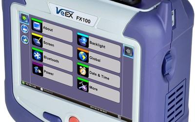 FX100 optical loss test set