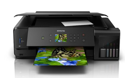 Epson EcoTank Expression Premium ET-7750 and Expression Premium ET-7700 multifunctional photo printers