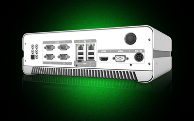 iEi Integration HTB-100-HM170 fanless medical embedded PC