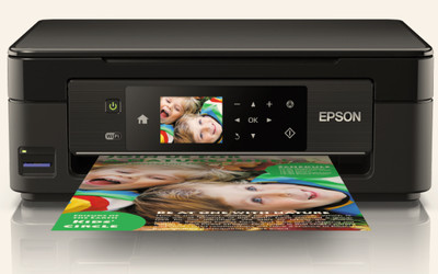 Epson Expression Home range printers