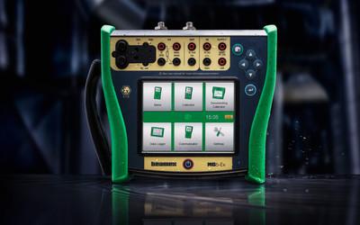 Beamex MC6-Ex documenting calibrator and communicator