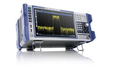 Rohde & Schwarz FPL1000 spectrum analyser