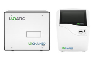 Unchained Labs Lunatic batch quantification system for proteomics and genomics