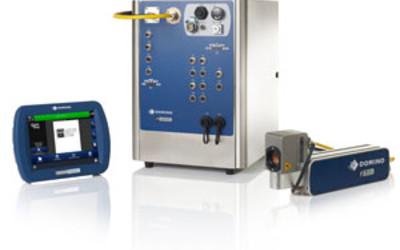 insignia Domino F720i fibre laser