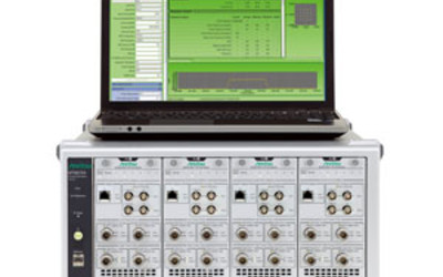 Anritsu NB-IoT Uplink and Downlink Measurements