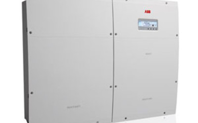 ABB REACT photovoltaic inverter with integrated energy storage