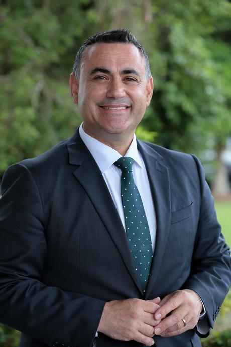 John barilaro nationals lismore