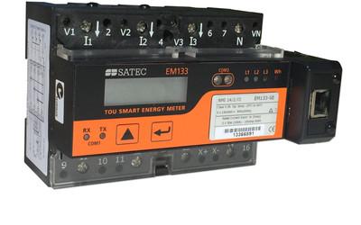 SATEC EM133-AR Smart Energy Meters