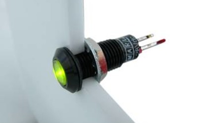 Marl 612 Series sealed LED panel indicator