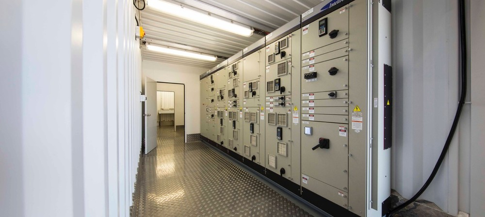 Explosives manufacturer invests in Rockwell motor control technology
