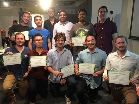 Overall joint winners action calculator reduced footprint prize and novum industria consensys prize