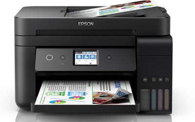 Epson WorkForce ET-4750 EcoTank all-in-one multifunction printer