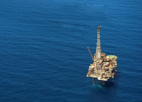 Gwa offshore platform fp