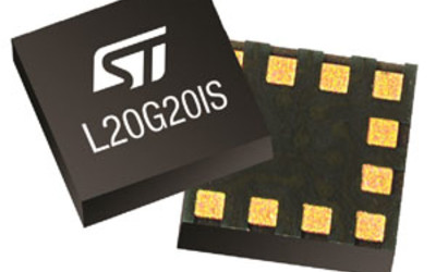 STMicroelectronics L20G20IS 2-axis MEMS gyroscope