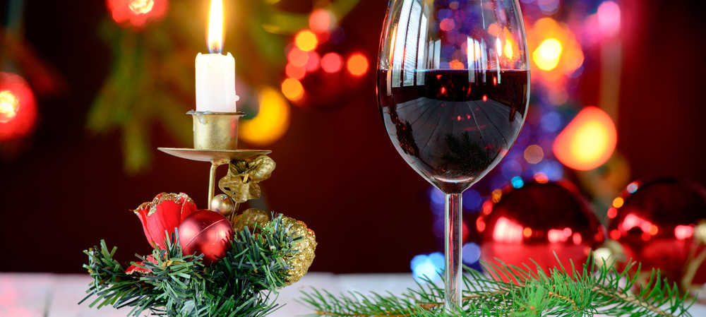 Eat, drink and be merry, but remember that larger wine glasses hold more wine