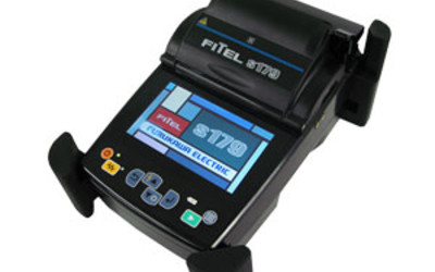 FITEL S179 core alignment fusion splicer and cleaver