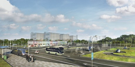 Abb to energize singapore s autonomous electric bus project 1 volvo