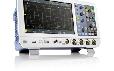 Rohde & Schwarz R&S RTM3000 oscilloscope