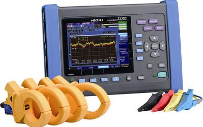 Hioki PW3198 power quality analyser