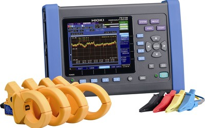Hioki PW3198 power quality analyser