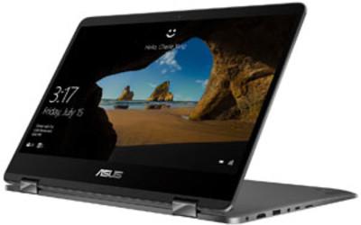 ASUS ZenBook Flip 14 UX461 touchscreen device