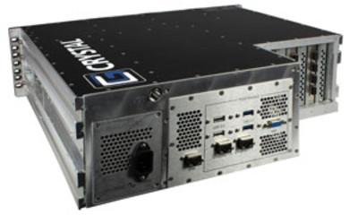 Crystal Group RS37AS17 3U Rugged Server
