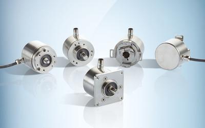 SICK AFS60 Inox, AFM60 Inox and DFS60 Inox high-resolution encoders