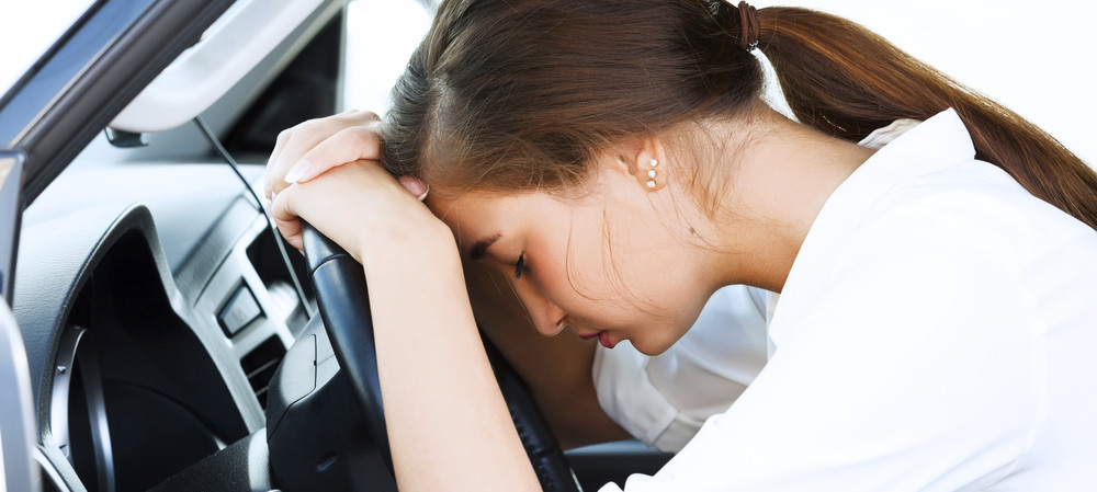 Dead tired: the dangers of fatigued driving