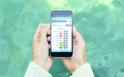 Astralpool Connect My Pool remote monitoring and management system