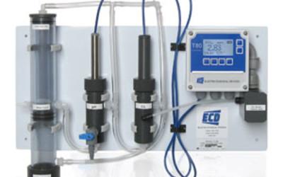 ECD FC80 free chlorine analyser