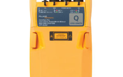 Fluke CertiFiber Pro MM-SM Optical Loss Test Set