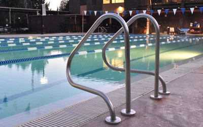 S.R.Smith pool ladders and rails