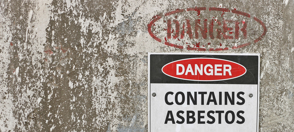 Response to contamination from fire-damaged asbestos materials — a structured approach