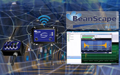 BeanAir wireless sensor network for in-tunnel air quality monitoring