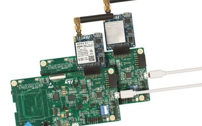 STMicroelectronics STM32 Discovery Packs
