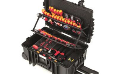 Wiha Competence XXL II electrician's tool set