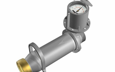 McCrometer M1104 fire hydrant flowmeter