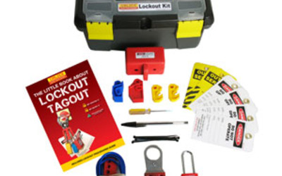 Cirlock CLK-5 contractors lockout kit
