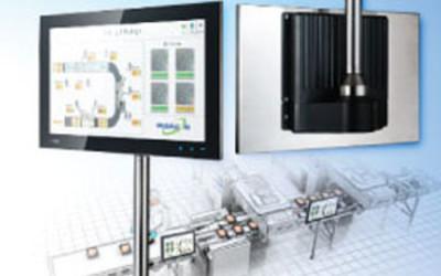 Advantech IPPC-5211WS 21.5″ all-around IP69K touch panel computer
