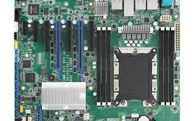 Advantech ASMB scalable platform server boards