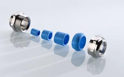 Pflitsch blueglobe adjustable cable gland