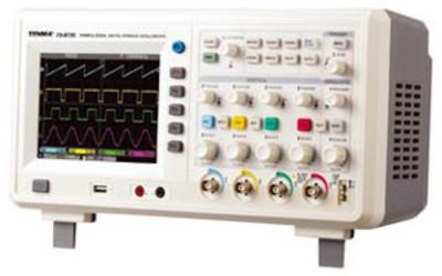 Tenma 72-8725 DSO four-channel digital storage oscilloscope