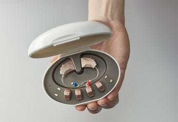 Modular hearing aids: functional, rechargeable, beautiful