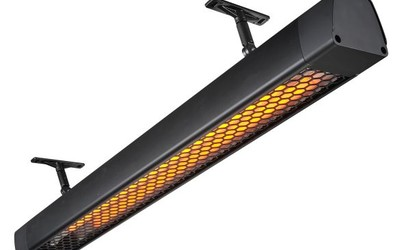 Thermofilm Heatstrip Intense outdoor electric heaters